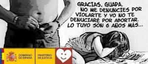 aborto gobierno español