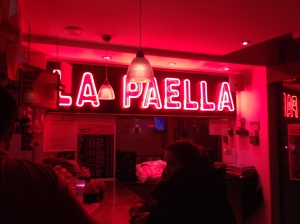 Restaurant espagnol La Paella