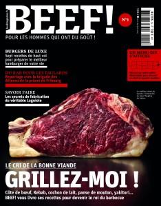 beef magazine Une